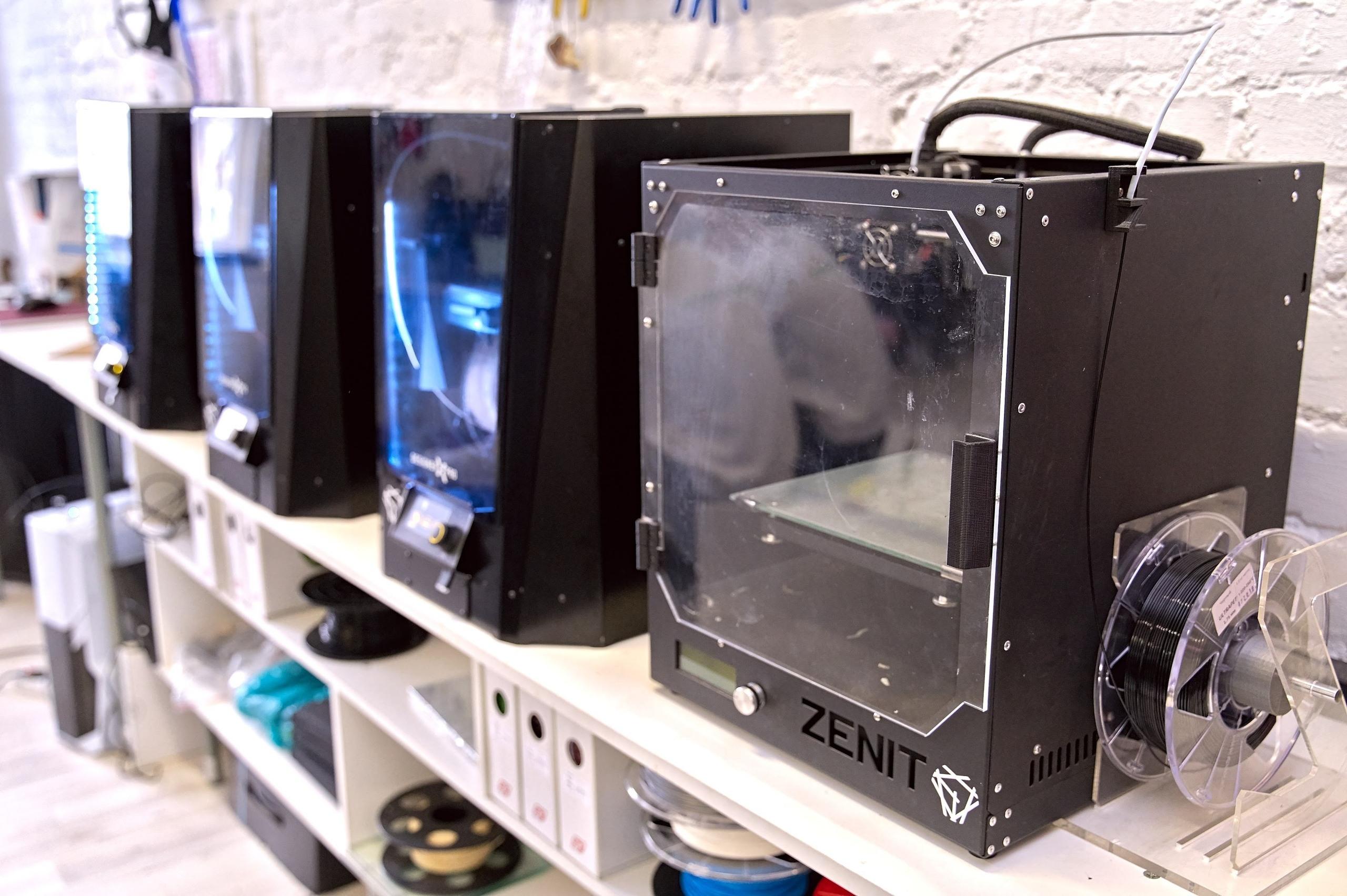 3d-принтеры в ЦМИТе