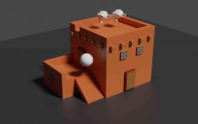 3D-моделирование в Blender: мини-курс