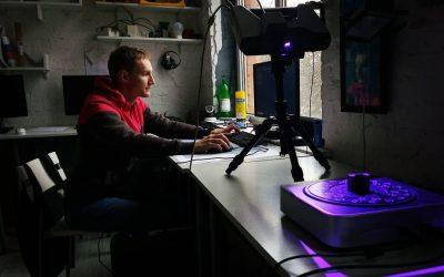 Введение в 3D-сканирование